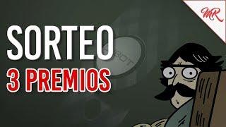 SORTEO INTERNACIONAL  ◊ Marcos Reviews