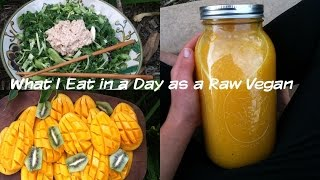 What I Eat/Take to School as a Raw Vegan