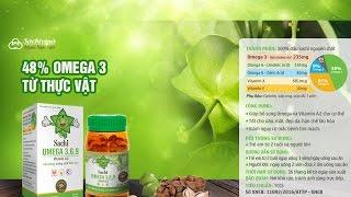 omega 3 là gì và tác dụng của nó trong việc chăm sóc sức khỏe