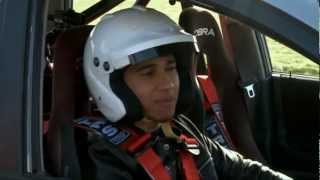 Behind the Scenes with Lewis Hamilton | Top Gear Series 19 | BBC