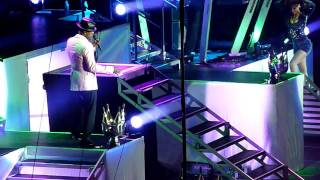 Ne-yo live @ o2 arena in london 2011 - miss independent