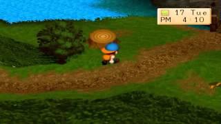 Harvest Moon Back To Nature : EP.4 ถึงเวลาพนันม้าและแข่งทำอาหาร!