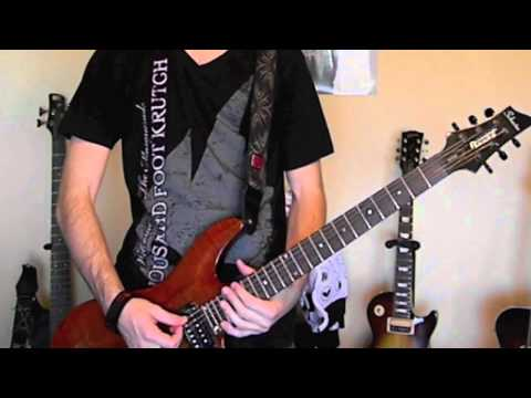 Bring Me To Life  Thousand Foot Krutch  Guitar   Jared