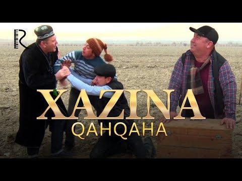 Qahqaha - Xazina   Кахкаха - Хазина (hajviy ko'rsatuv)