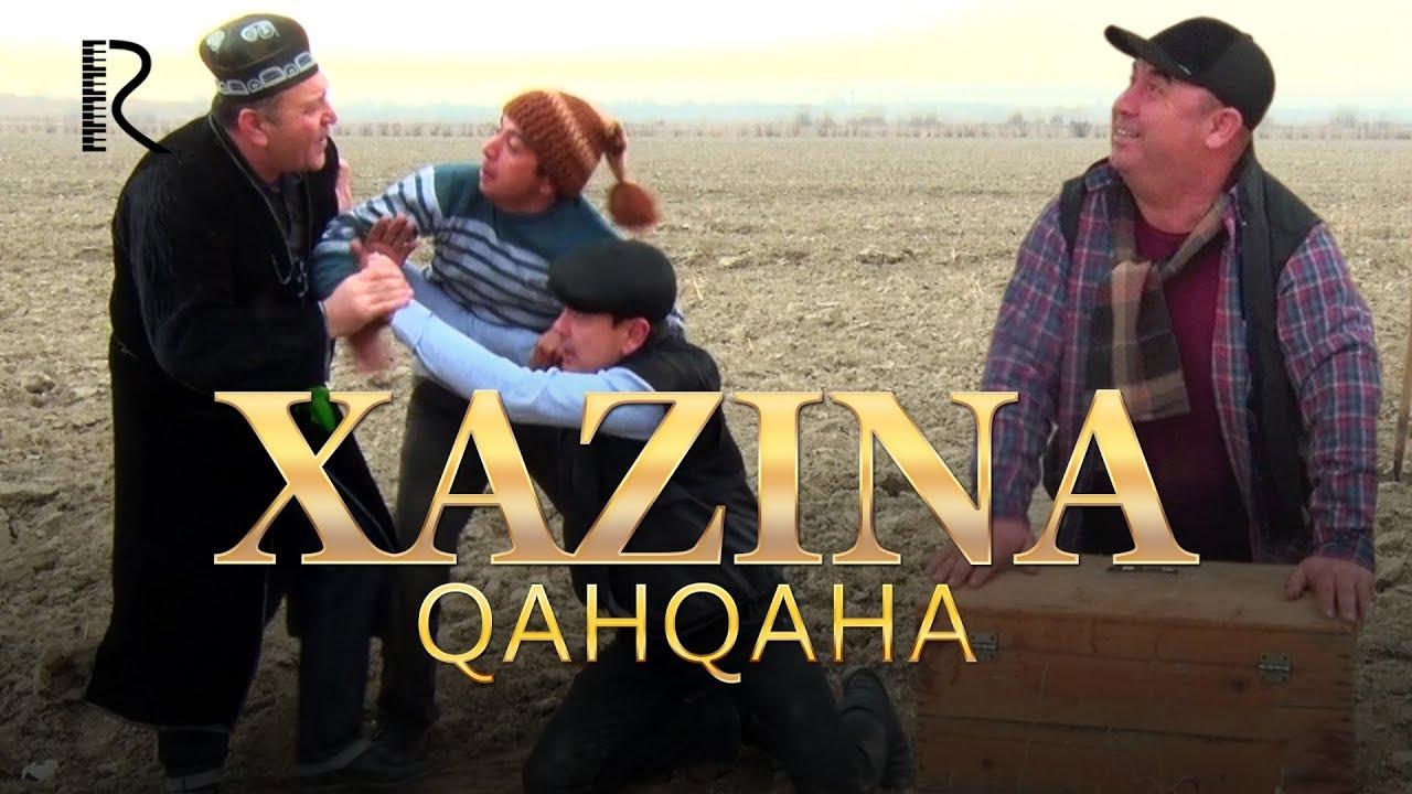 Qahqaha - Xazina | Кахкаха - Хазина (hajviy ko'rsatuv)
