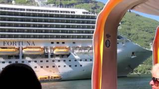 Costa Kreuzfahrt - Norwegische Fjorde 2013