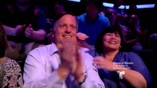 """Virginia, Sean y Kimberly cantan """"Si nos dejan"""""""
