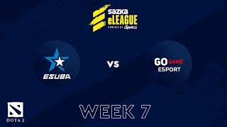 dota2-esuba-vs-gogame-dogs-7-kolo-sazka-eleague-highlights