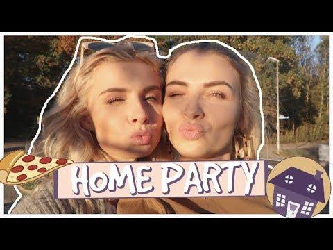 HOMEPARTY 🙆🏼♀️ bei uns zu Hause- Dennis backt Kuchen #WEEKENDVLOG | Patrizia Palme| Patrizia Palme