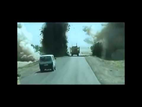 HUGE IED FAIL