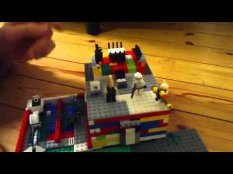construction base lego petite youtube. Black Bedroom Furniture Sets. Home Design Ideas