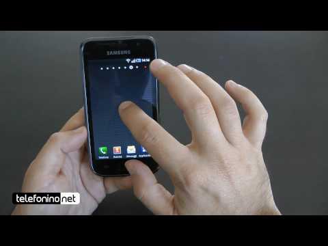 Samsung Galaxy S i9000 videoreview da Telefonino.net