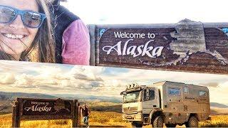 Driving EV through Alaska border crossing