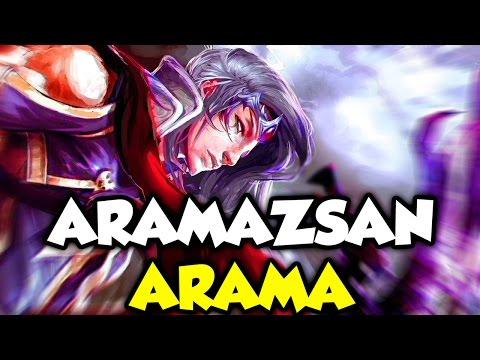 ARAM'DA EN GÜÇLÜ HERO GELDİ!! ARAMAZSAN ARAMA YAR ARAMAZSAN ARAMA