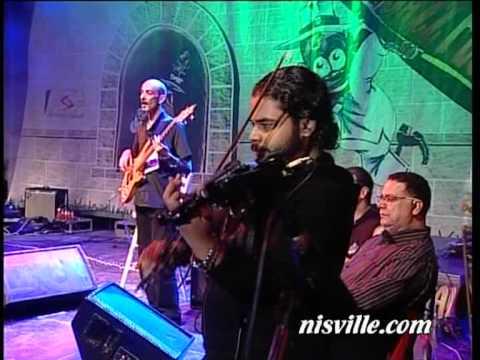 Yehya Khalil Egyptian Jazz Fusion live at XXVI Nisville Jazz Festival 2009.