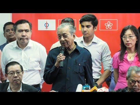 QnA with Tun M: Najib, 1MDB, ECRL, Cabinet and more