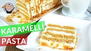 Havuçlu Karamelli Pasta Tarifi | Hatice Mazı ile Yemek Tarifleri