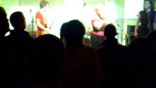 """Foxy""  at Sound, London, performing Secret Holdin Lady"