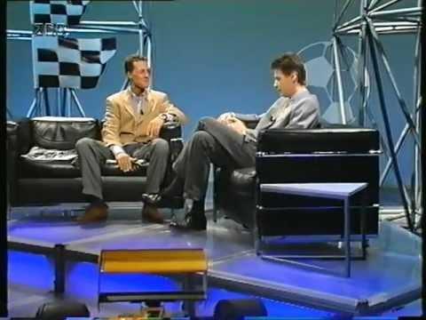 Schumacher bei Jauch '94 - Aktuelles Sportstudio (2/2)