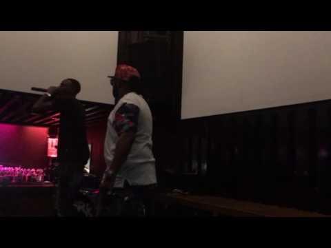 Roc Starz & SexMusiq Empire Live @ Cafe Asia