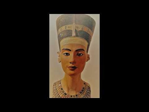 Lyonel Pariss -  Éclaire Néfertiti et Akhenaton