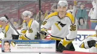 NHL 2002 Gameplay