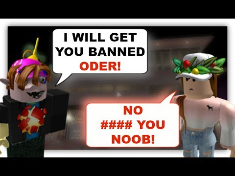 ROBLOX Trolling at Soro's Restaurant