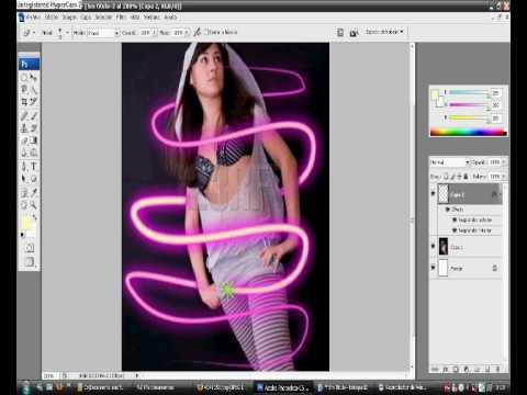Photoshop: Oscurecer selectivamente foto - OJODIGITAL