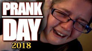 PRANK DAY 2018!