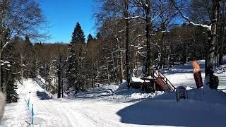Зимний отдых в Адыгее.  Кто соскучился по снегу? Переезд в Краснодар.
