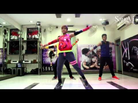 Phillauri: Whats Up | SangVi Zumba Classes
