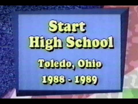 Start High School 1988-89 Yearbook Video
