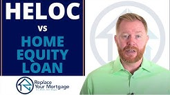 HELOC Vs Home Equity Loan - The Differences And What You Must Know