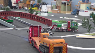 Rc Trucks @ Leyland OCTOBER 2015 The Big Event Tamiya Carson Wedico LKW