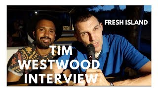Tim Westwood Interview | DJ Khaled doesn't really produce, possible solo album, Grime, Fresh Island
