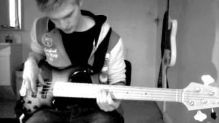 The Rest Of My Life - Brian McKnight (Bass Cover)