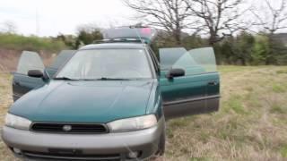 My 1995 Subaru Legacy (my Subaru story)