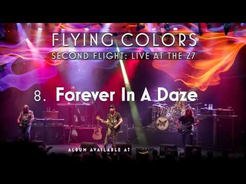 Flying Colors - Forever In A Daze (Second Flight: Live At The Z7)