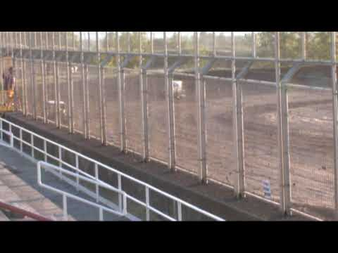 Southern Oregon Dwarf cars at SO speedway 5/11/19 Heat 3