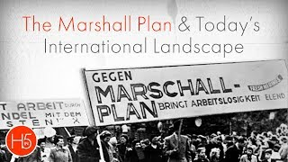 The Marshall Plan and the Birth of the Cold War
