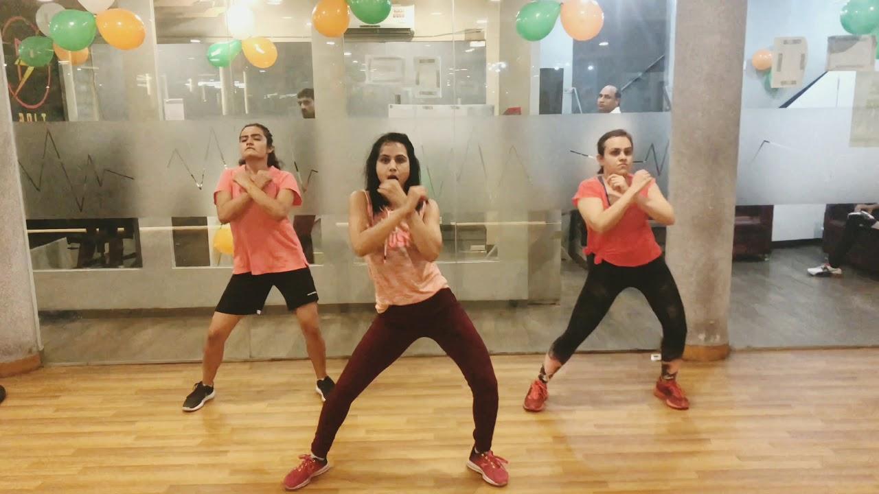 Zumba fitness #justdance #toning