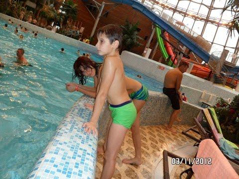 ПитерЛэнд-самый красивый аквапарк Петербурга!