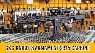 G&G Knight Armament SR15 Carbine Airsoft Gun
