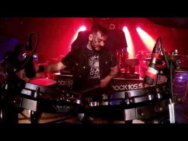 This Is War - Drum Cam