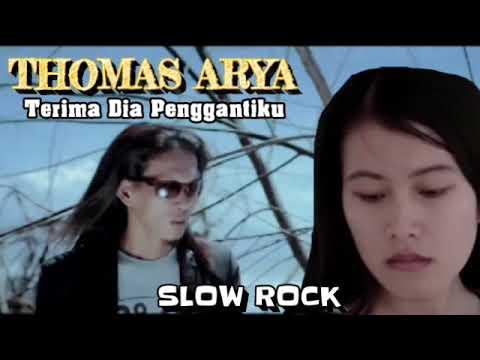 THOMAS ARYA_ TERIMA DIA PENGGANTIKU ( Lirik )