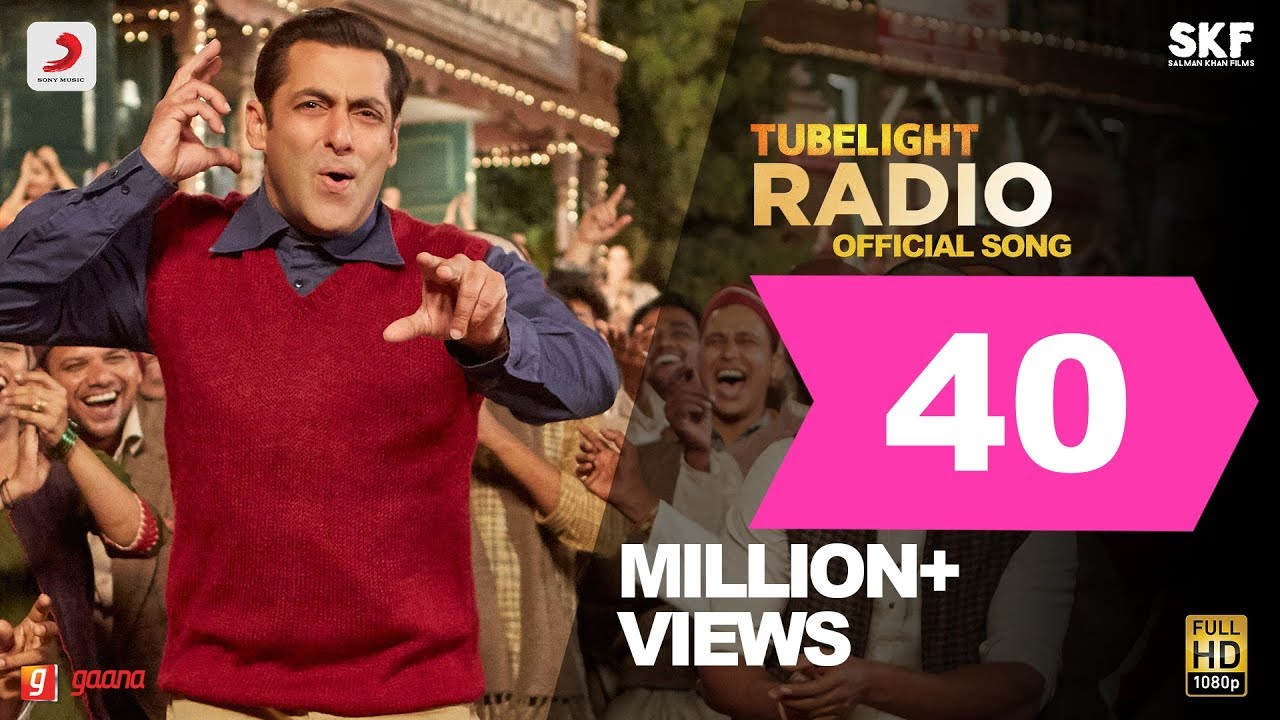 Tubelight - RADIO SONG | Salman Khan | Pritam |Kabir Khan|Amitabh Bhattacharya| Latest Hit Song 2017