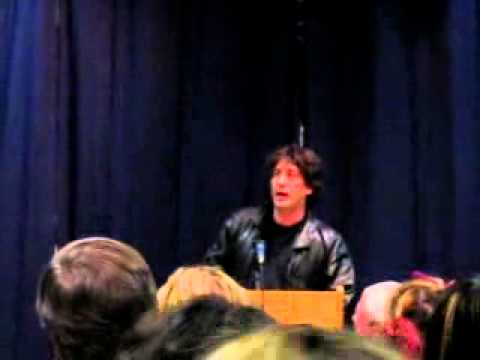 Interview - Neil Gaiman on  A Study in Emerald