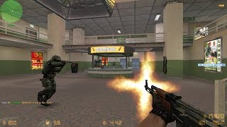 Counter Strike: Condition Zero Gameplay PC - Stadium (Expert Level)