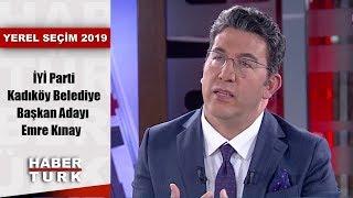 Yerel Seçim 2019 - 25 Mart 2019 (İYİ Parti Kadıköy Belediye Başkan Adayı Emre Kınay)