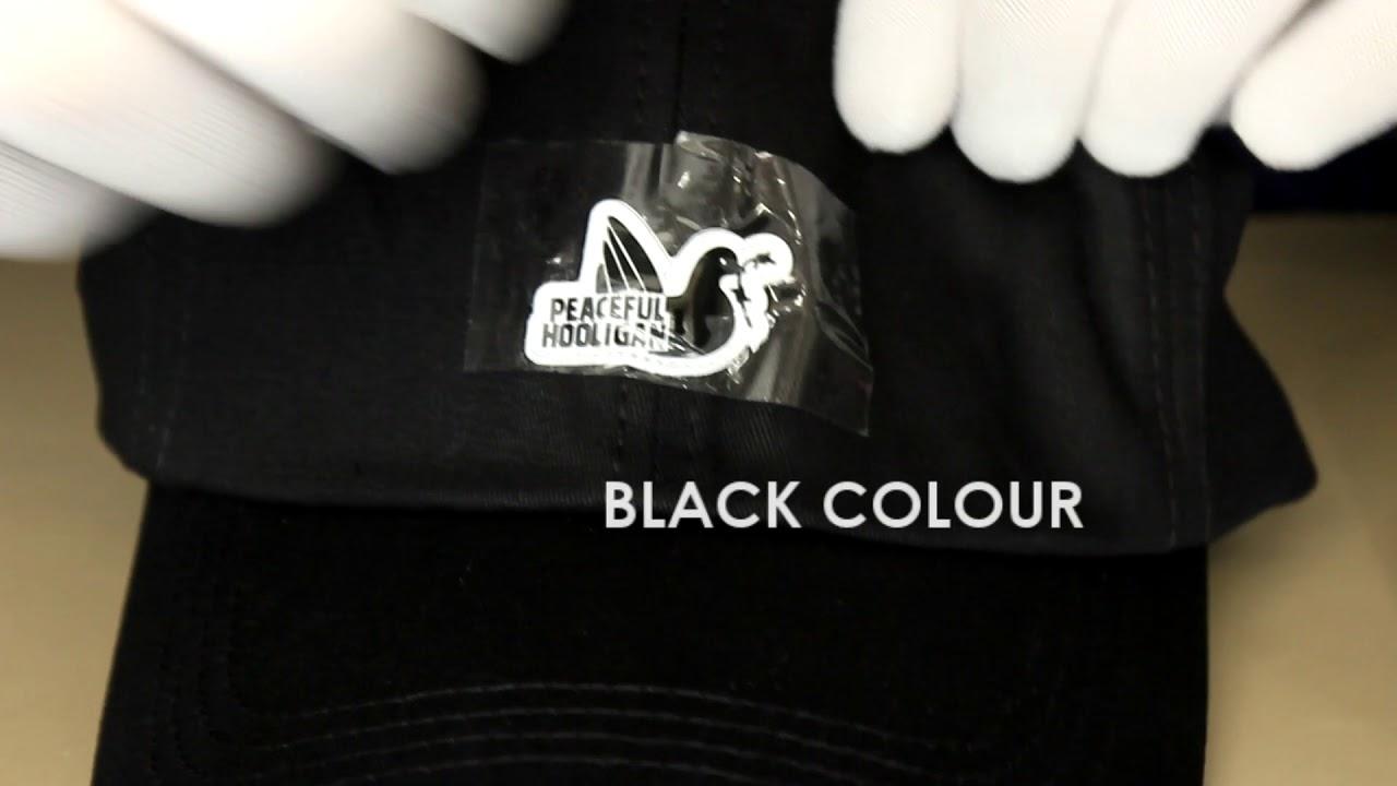 9cc3cf18119 Peaceful Hooligan Factor Cap Black Navy Khaki - YouTube